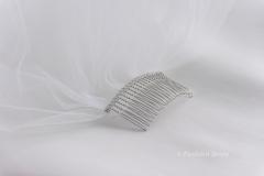 Bridal-tulle-veil-metal-comb